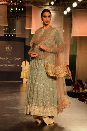 Manish Malhotra Mijwan Fashion Show 2014 : WMG Picks