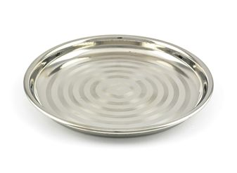 Stainless Steel Baggi China #Plate No.12