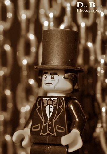 Isambard Kingdom Brunel #Lego #minifig #brunel