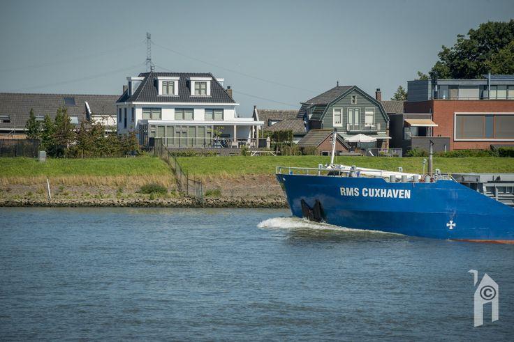 hier kun je heerlijk met je boot varen