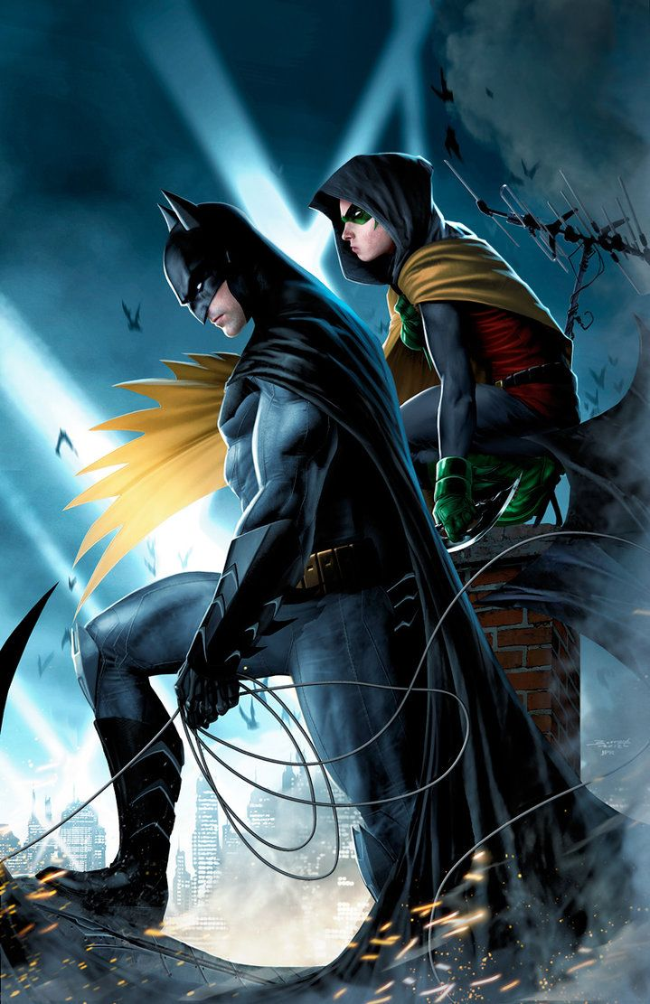 Batman et Robin                                                                                                                                                                                 Plus