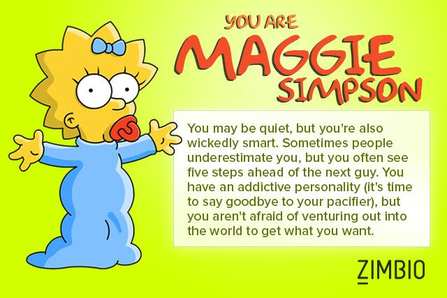 maggie simpson signature by - photo #31