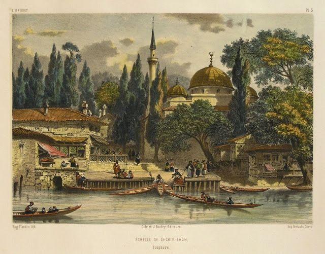 Eski İstanbul Tabloları   Farklı Kareler