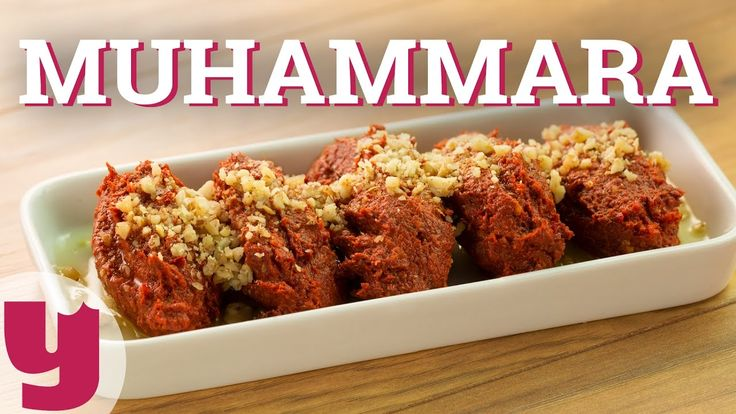 Muhammara Tarifi (Kızarmış Ekmek Mest!) | Yemek.com