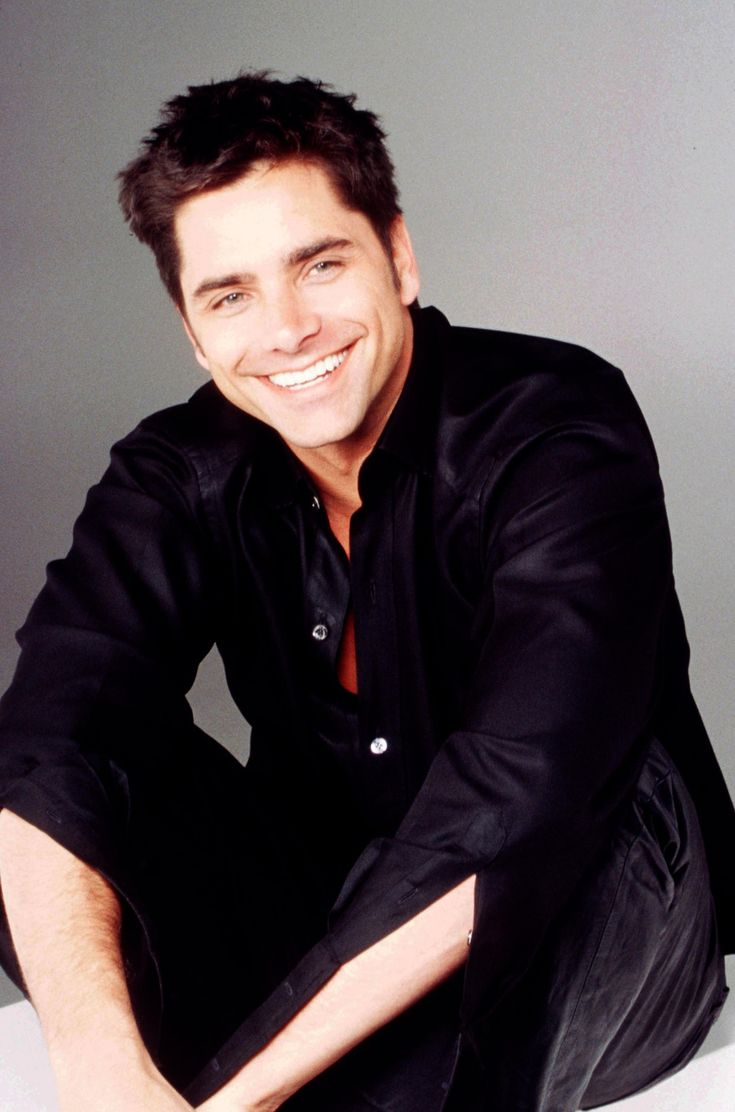 It's strangely disturbing that my 13 year old daughter and I both find John Stamos attractive.