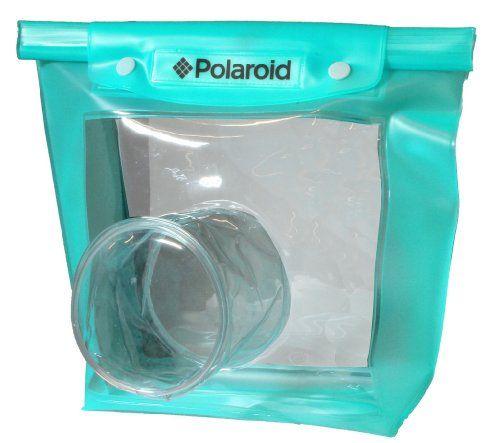 Polaroid Wasserdichte und tauchgetestete Unterwasserh�lle f�r Pentax X-5, K-01, K-30, K-X, K-7, K-5, K-5 II, K-R, 645D, K20D, K200D, K2000, K10D, K2000, K1000, K100D Super, K110D, *ist D, *ist DL, *ist DS, *ist DS2 digitale SLR Cameras