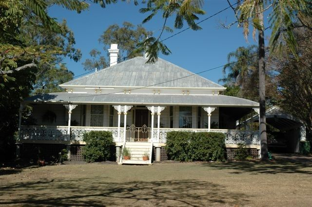 I would love to live in a Queenslander