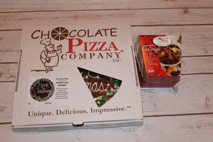 2017 Holiday Gift Guide Featuring The Chocolate Pizza Company. @ChocolatePizzas - http://www.nighthelper.com/2017-holiday-gift-guide-featuring-the-chocolate-pizza-company-chocolatepizzas/