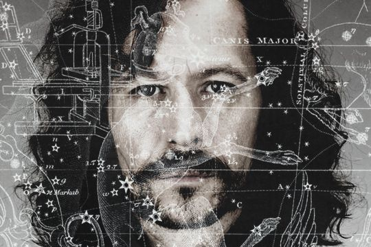 Sirius Black and his constellation (image not mine)
