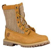 "Timberland 6"" Premium Waterproof Boots - Women's - Tan / Tan"