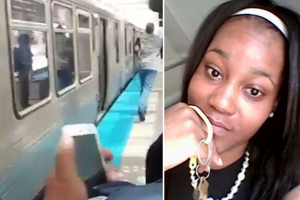 Rest well, Jessica Hampton. Red Line Stabbing Victim's Family Found Out Through Gruesome Facebook Video  - West Englewood - DNAinfo Chicago #JessicaHampton Say Her Name Black Women Matter Black Lives Matter illinois usa #SayHerName #BlackWomenMatter #BlackLivesMatter #westenglewood #englewood #chicago #illinois #usa