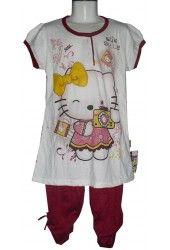 Baju Tidur Anak Legging 9943 Size M