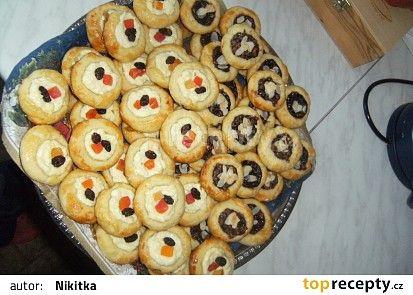Nekynuté koláčky recept - TopRecepty.cz
