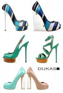 Summer shoes 2012 Dukas Xatzidoukas http://www.wshop.gr/2012/doukas-hatzidoukas-2012/dukas-xatzidoukas-for-2011/
