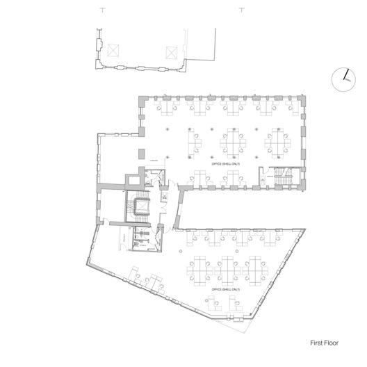 The Granary,First Floor Plan