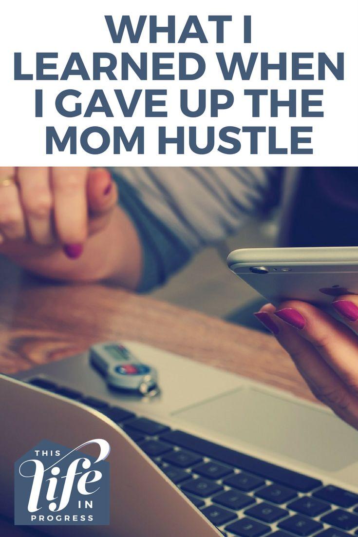 Mom Hustle   Hustle is Real   Do Less, Be More   Positive Inspiration   Mindful Parenting   Present   Mom Blogger   Blended Family   Divorce via @lifeinprogress8