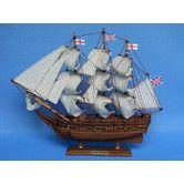 Found it at Wayfair - Darwin's HMS Beagle Model Ship