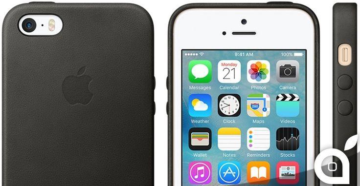Apple lancia le nuove custodie per iPhone SE compatibili anche con iPhone 5 e 5s
