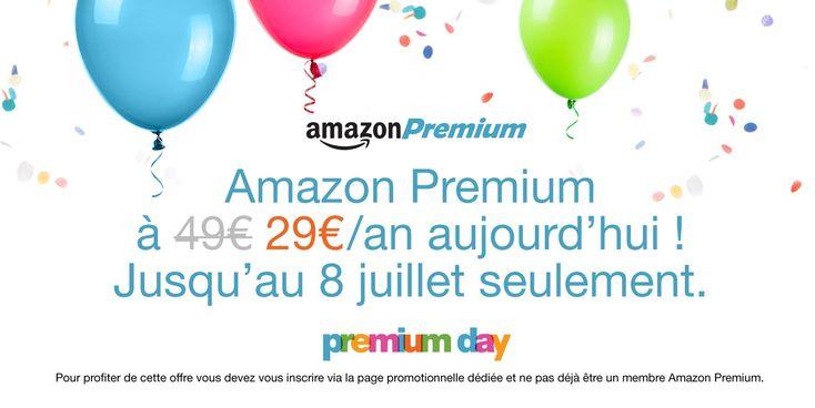 Bon plan : l'abonnement Amazon Premium en promo à 29 euros - http://www.frandroid.com/marques/amazon/293668_bon-plan-labonnement-amazon-premium-en-promo-a-29-euros  #Amazon, #Bonsplans