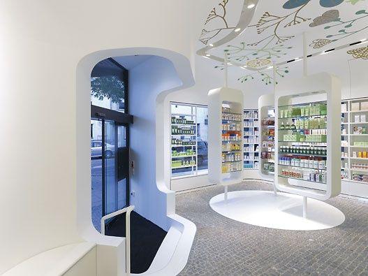 Resultado de imagen de modern pharmacy design