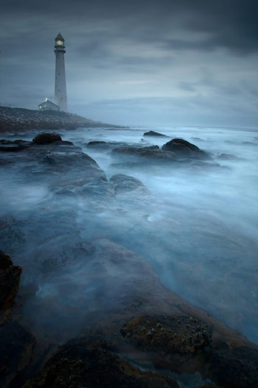 Slangkop Lighthouse, Kommetjie, Western Cape, South Africa