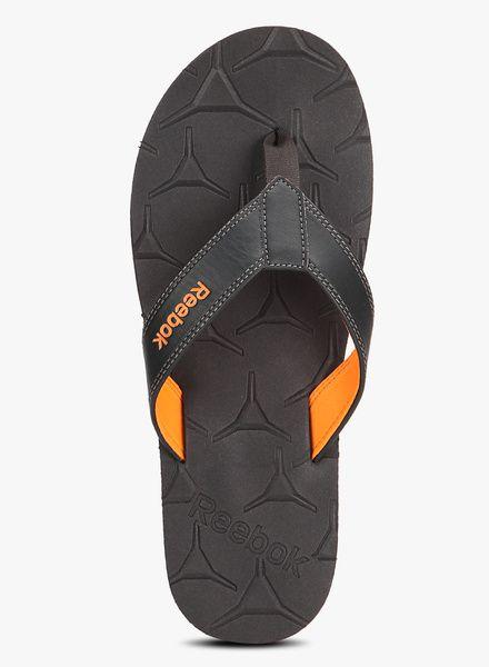 Buy Reebok Gradient Flip Ii Grey Slippers for Men Online India, Best Prices, Reviews | RE105SH82BRLINDFAS