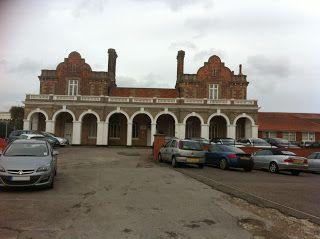 Coastal Wandering - the former Maldon East railway station, Essex #psychogeography