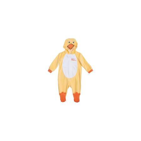 PlayToday Комбинезон для мальчика PlayToday  — 1209р. ---------- Характеристики:  • Вид одежды: комбинезон • Предназначение: карнавальный костюм, повседневная одежда • Пол: для мальчика • Сезон: всесезонный • Материал: хлопок – 80%, полиэстер – 20% • Цвет: желтый, белый, оранжевый • Рукав: длинный • Вырез горловины: круглый • Застежка: молния спереди • Наличие капюшона • Особенности ухода: ручная стирка без применения отбеливающих средств, глажение при низкой температуре   PlayToday – это…