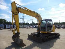 Used Kobelco Excavator Sk135 #Newholland #Kobelco #Excavator #Bagger #Baumaschine http://www.ito-germany.de/eimco-913-tunnelader-gebraucht-kaufen-lhd #Mining