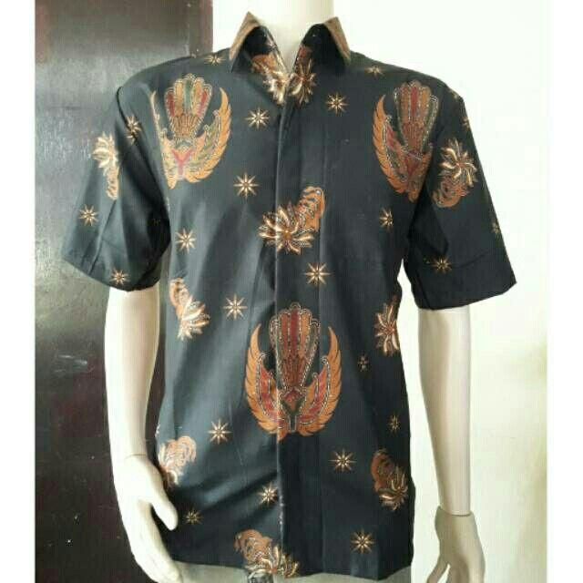 Saya menjual Batik Black Garuda seharga Rp65.000. Dapatkan produk ini hanya di Shopee! https://shopee.co.id/faiqcaiq24/244888259/ #ShopeeID