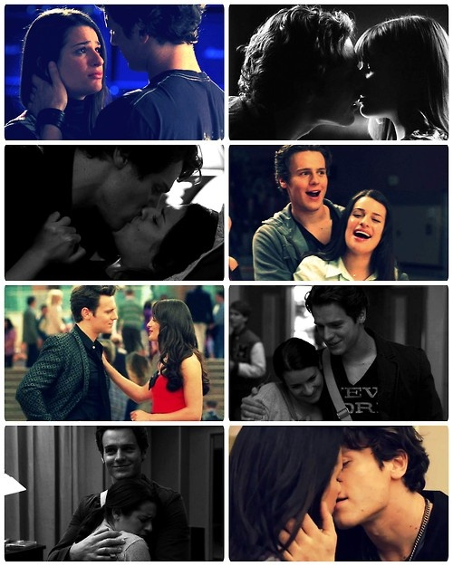 Alright so even though I don't exactly love Glee, this is my fav couple from season 1 and really, throughout the seasons