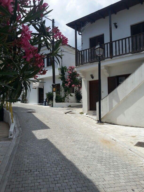 panagia, thassos island