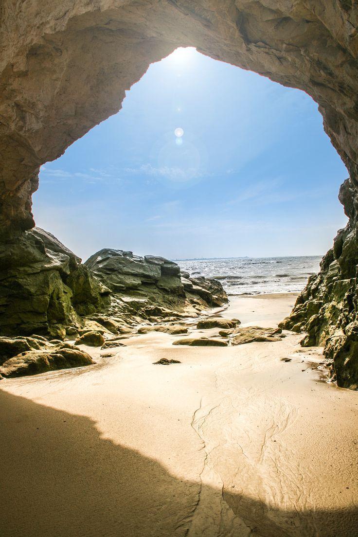 Picobarro Beach, Rota, Spain
