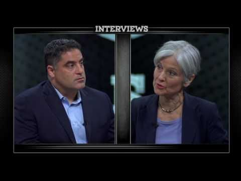 Dr. Jill Stein Interview With The Young Turks' Cenk Uygur - YouTube