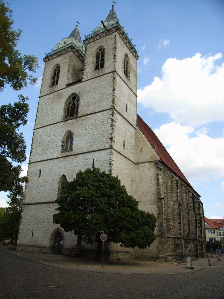 schönebeck salzelmen  | Kirche, Schönebeck/Bad Salzelmen
