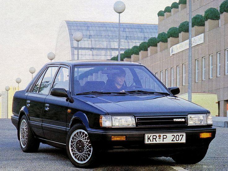 Mazda 323 GT Sedan (BF) '1986–89
