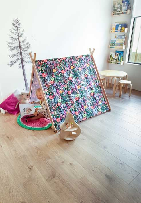 Godfrey Hirst | Laminate flooring | Get the look with Laminate Vue flooring in…
