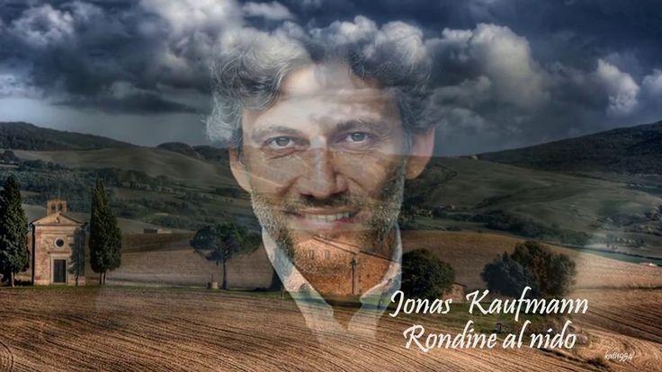 Rondine al nido   Jonas  Kaufmann