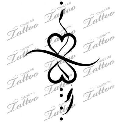 Best 25+ Infinity ring tattoos ideas on Pinterest
