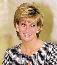 Diana - Birmingham's Foundation for Conductive Education. _ 31 octobre 1995