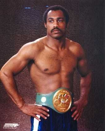 Ken Norton... The first man to really touch Ali.