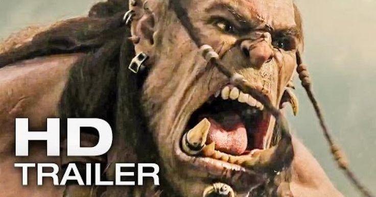 aquí esta el trailer de la adaptación cinematográfica del famoso juego World of warcraft.