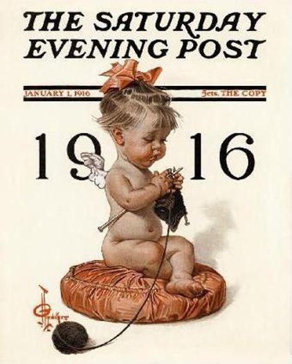 U.S. January 1916 // J. C. Leyendecker