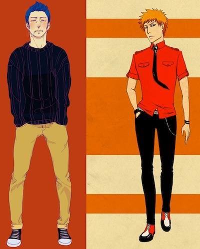 Какие джинсы для мужчин узкие или свободные