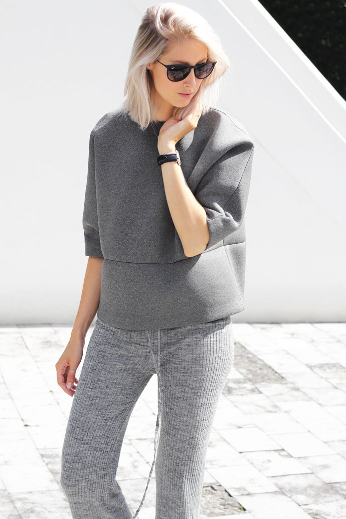 Outfit | knits and scuba | MyDubio