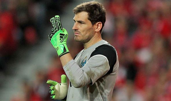 Iker Casillas to Liverpool: Arsenal and West Ham rejected Porto keeper first over wages   via Arsenal FC - Latest news gossip and videos http://ift.tt/2qire6d  Arsenal FC - Latest news gossip and videos IFTTT