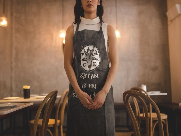 """WITCHCRAFT /""""WITCHY SYMBOLS/"""" SKINNY FIT T-SHIRT"""
