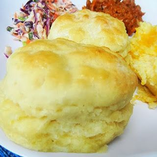 Mile High Biscuits..I LOVE biscuits for breakfast