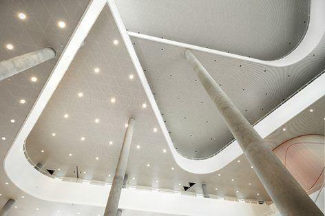 Kolding Campus, University of Southern Denmark, Kolding, 2014 - Henning Larsen Architects