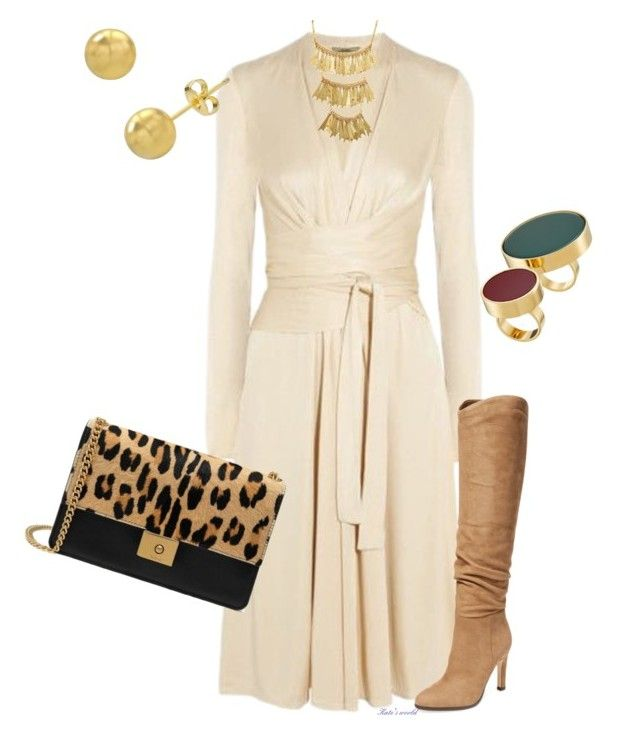 """dress2227"" by k-meszaros on Polyvore featuring Issa, Sigerson Morrison, Mulberry, Marni and Elizabeth Cole"